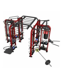 life fitness synrgy 360xm functional training rig