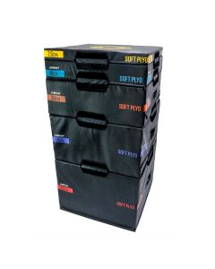 Soft Plyometric Boxes (Stackable Platforms From 3 - 24)