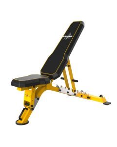 primal strength commercial v2 fid bench yellow