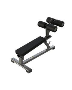 exigo adjustable abdominal bench