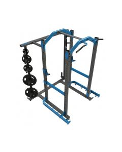 olympic elite power rack 8ft