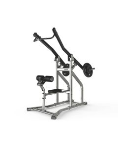 exigo iso lateral lat pull down