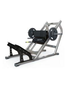 exigo 45 degree plate loaded hack squat