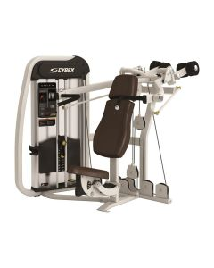 cybex eagle nx overhead press machine