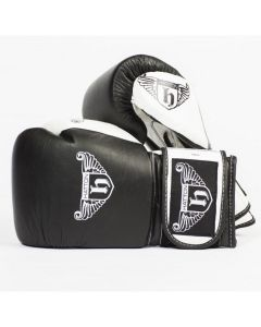 Hatton Pro Sparring Leather Velcro Gloves (Pair)
