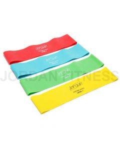 Mini Aerobic Bands (Set of 4)