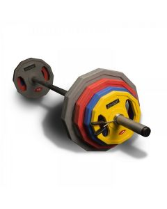 Jordan 40kg Studio Barbell Set