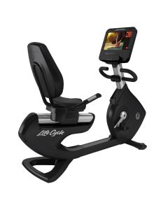 platinum club series recumbent bike se3 hd
