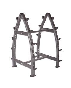 10 Bar Barbell Rack