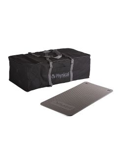 25 Supasoft Exercise Mats & Carry Bag (Platinum)