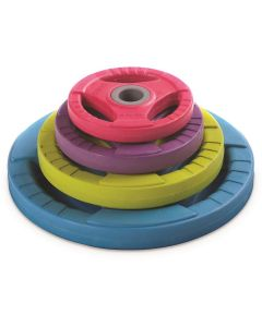 30mm rubber weight plates