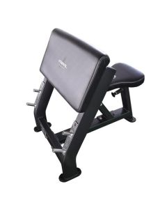 primal strength alpha preacher curl bench