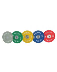 primal strength urethane competition olympic bumper plates