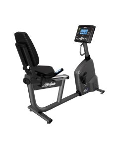 RS1 LifeCycle Recumbent Bike Go Console