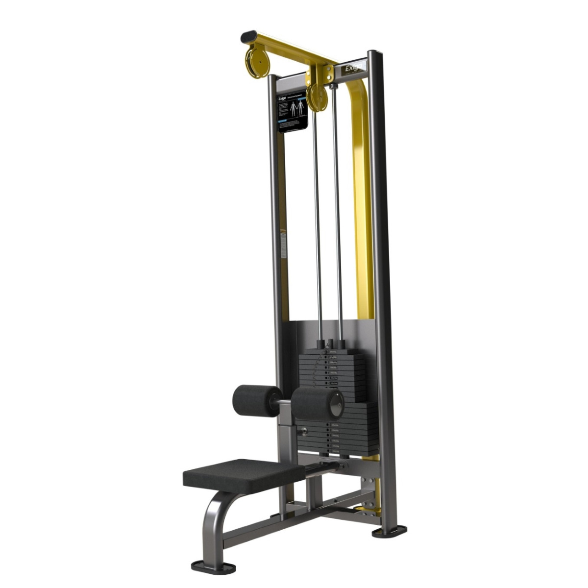 Exigo Lat Pull Down Machine