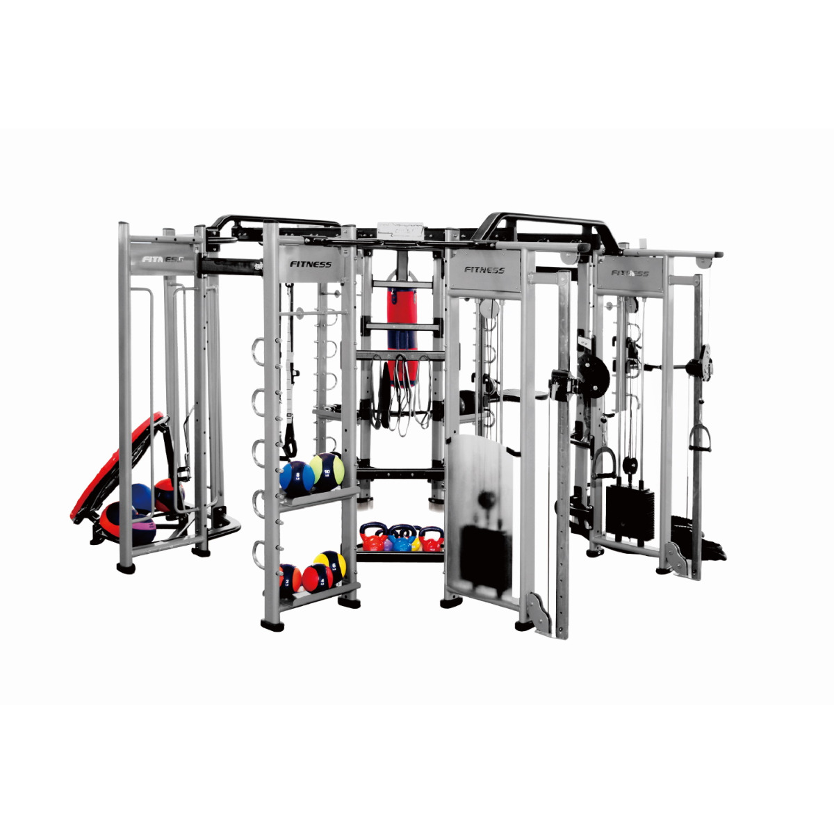Gym Gear Spartan Functional Rig