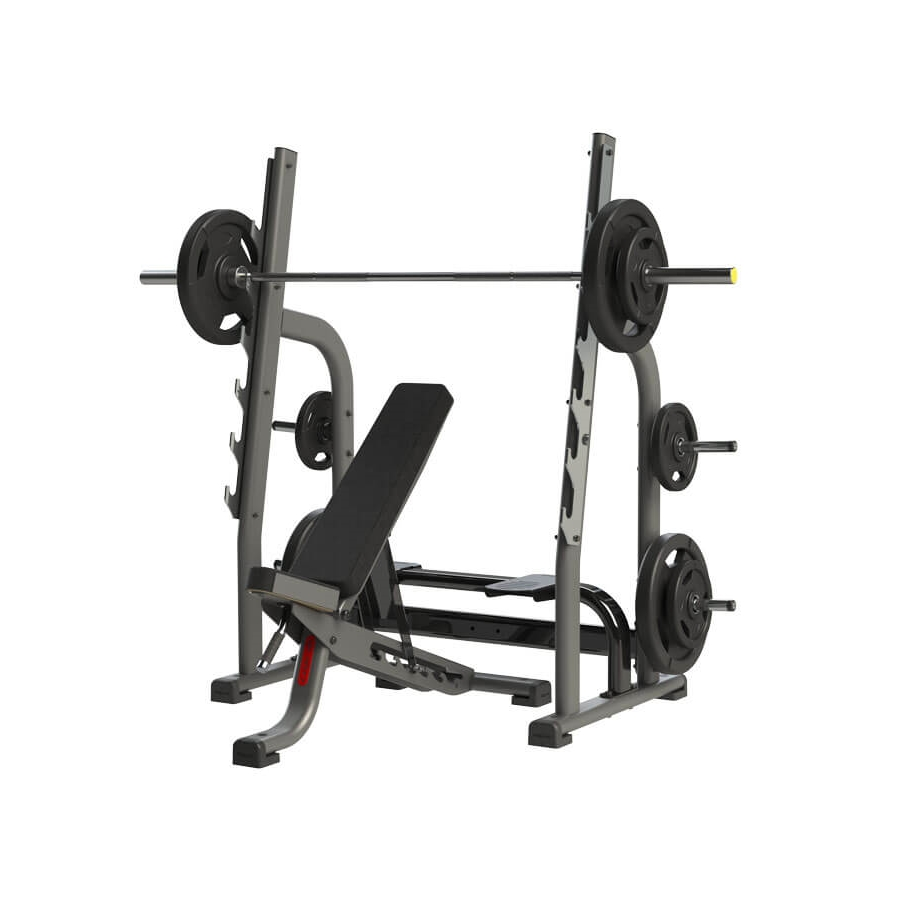 Exigo Olympic Multi Adjustable Bench