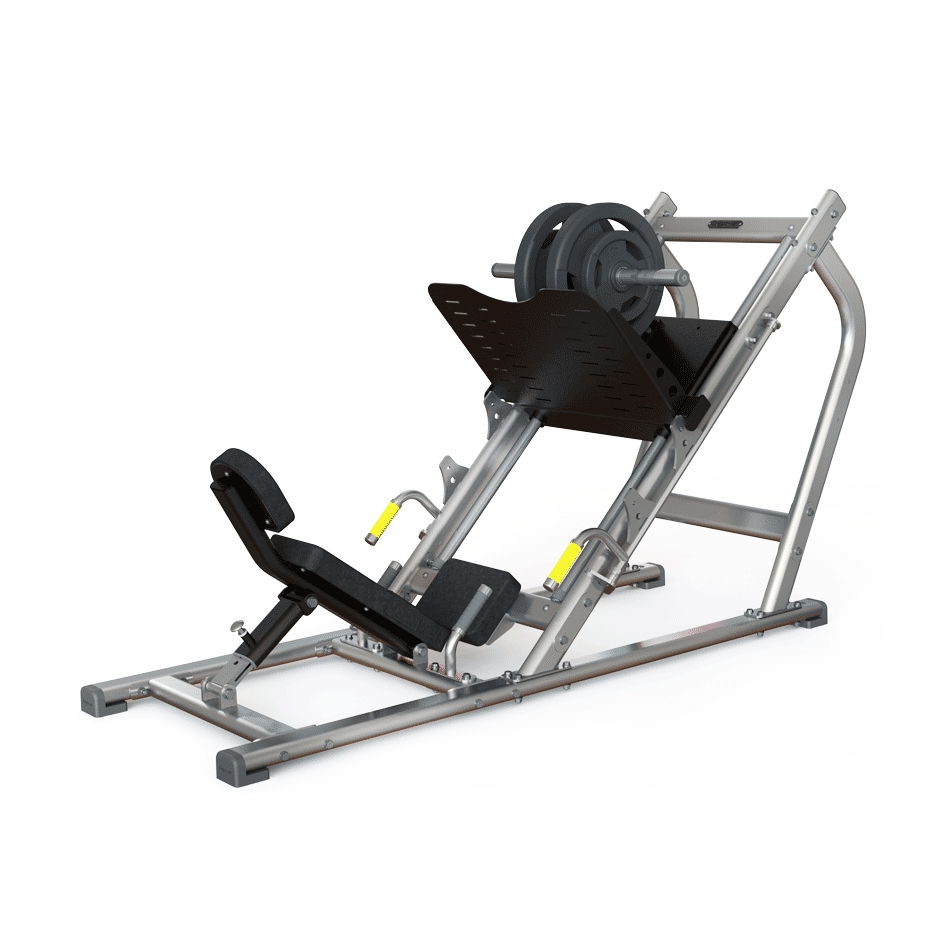 Exigo 45 Degree Leg Press - Plate Loaded