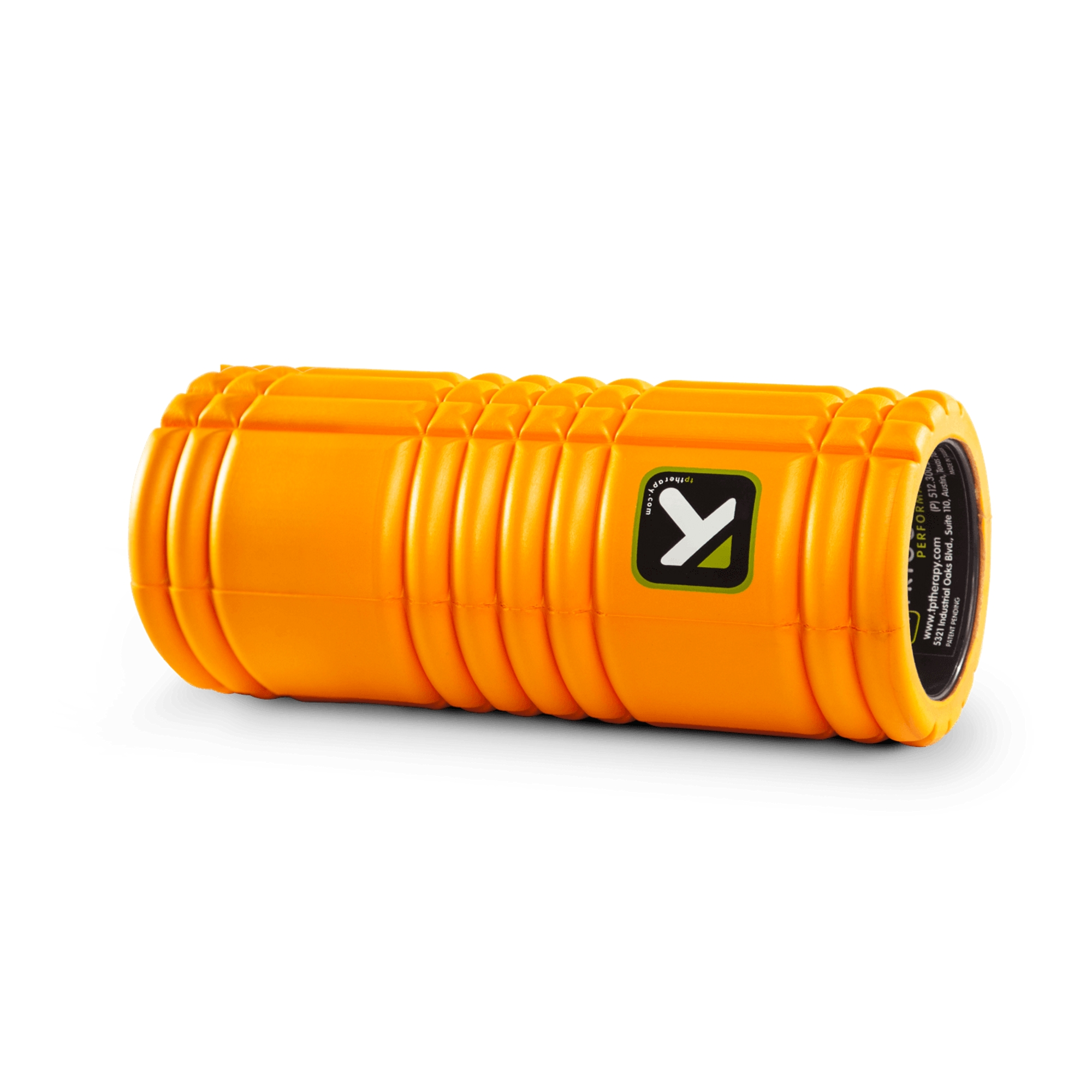 The GRID 1.0 Foam Roller (Orange)