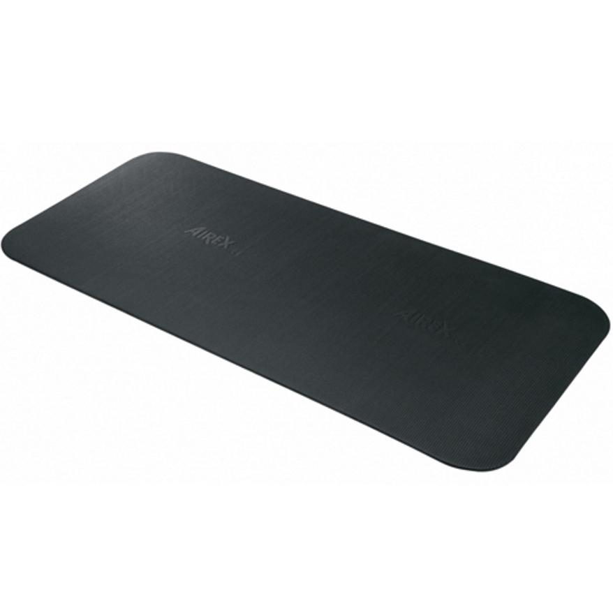 AIREX Fitline Mats - 140cm Black/Charcoal