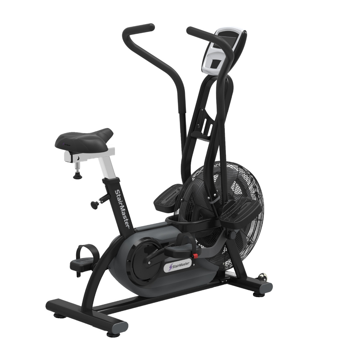 Stairmaster HIIT Bike with HIIT Display