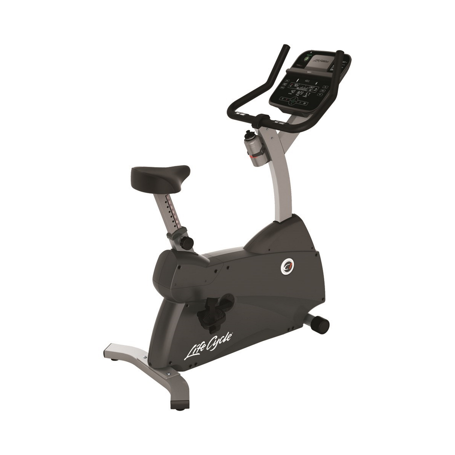 Life Fitness C1 LifeCycle Bike (Track Connect Console)