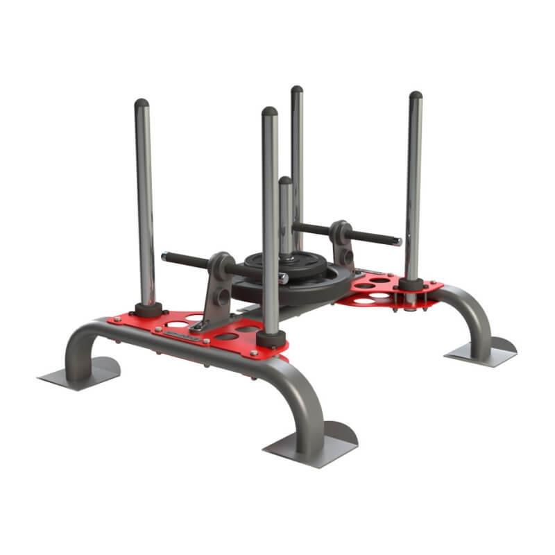 Exigo Dual Fitness Sled