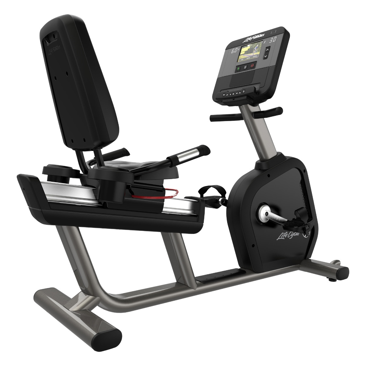Life Fitness Club Series+ Recumbent Bike (Club Series Plus)