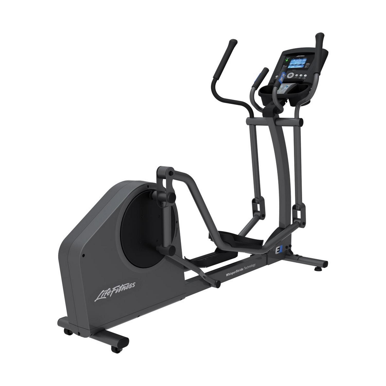 Life Fitness E1 Elliptical Cross Trainer (Go Console)