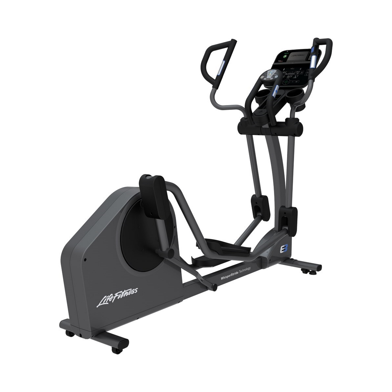 Life Fitness E3 Cross Trainer (Track Connect Console)