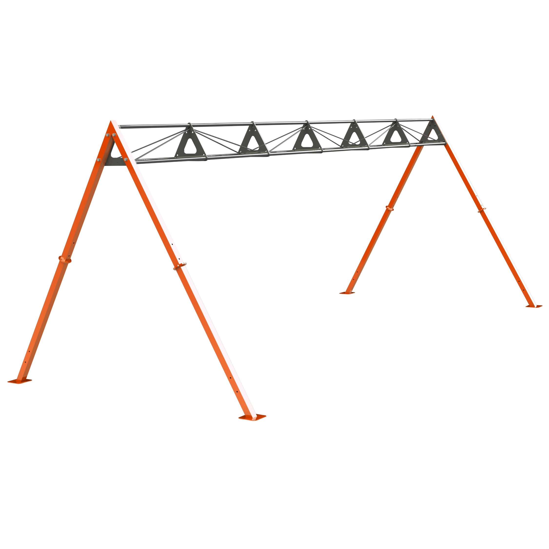 2m Suspension Training Frame (4 Users)