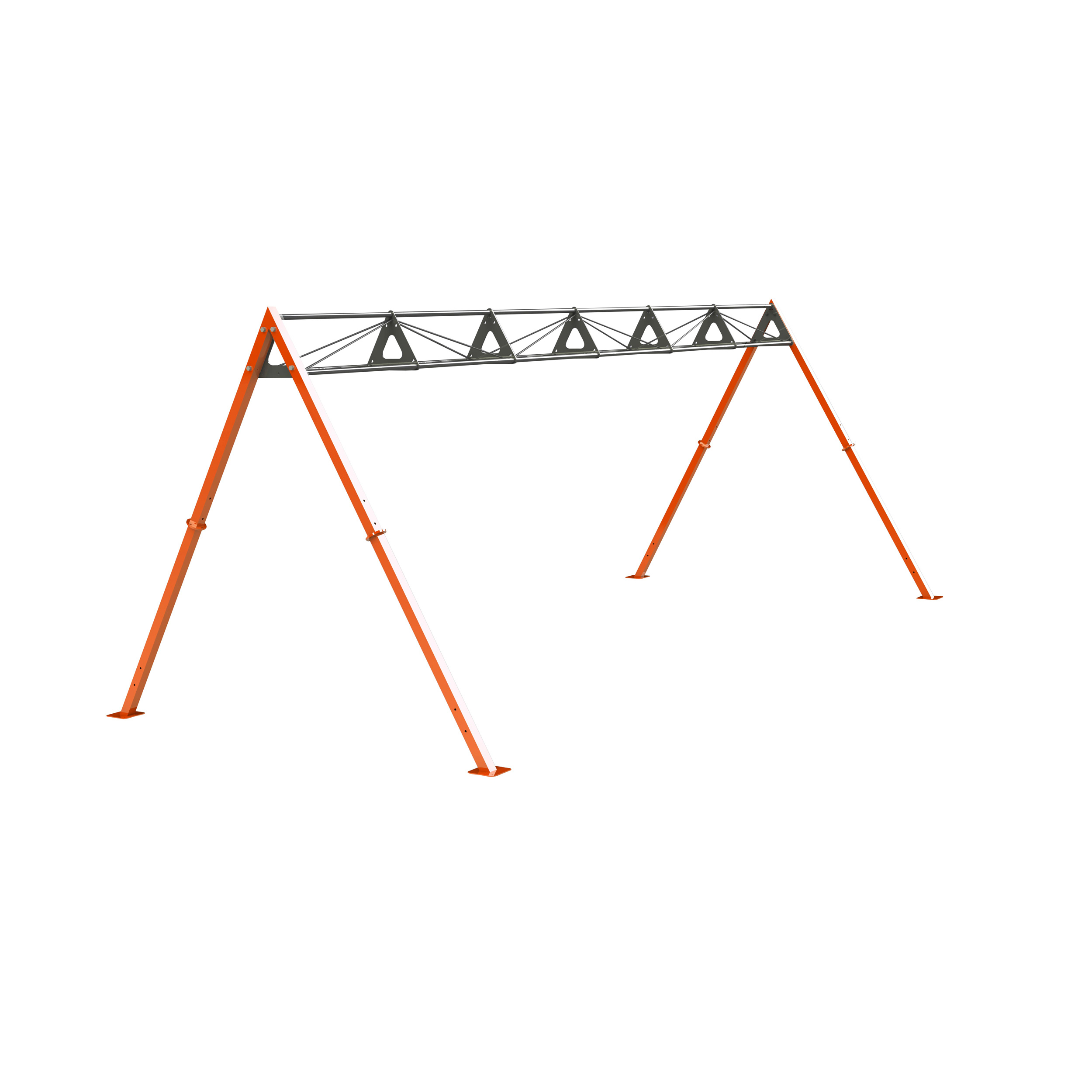 4m Suspension Training Frame (8 Users)