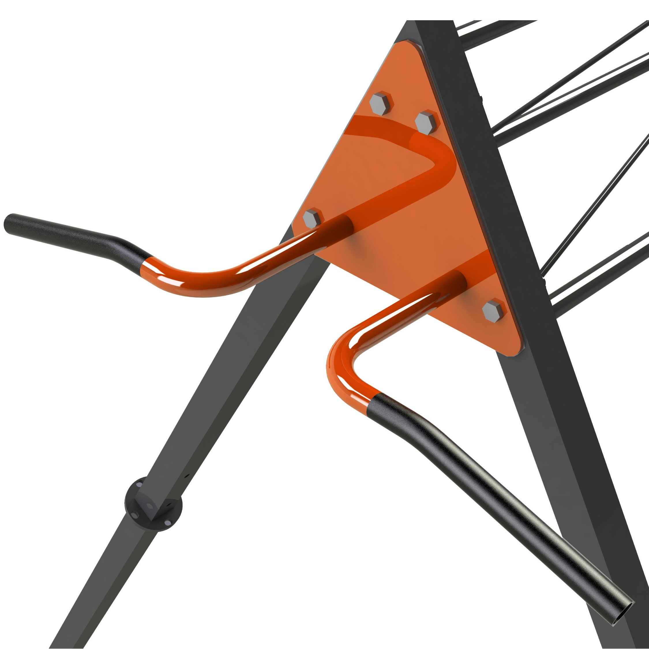 Chin Attachment for A-Frame