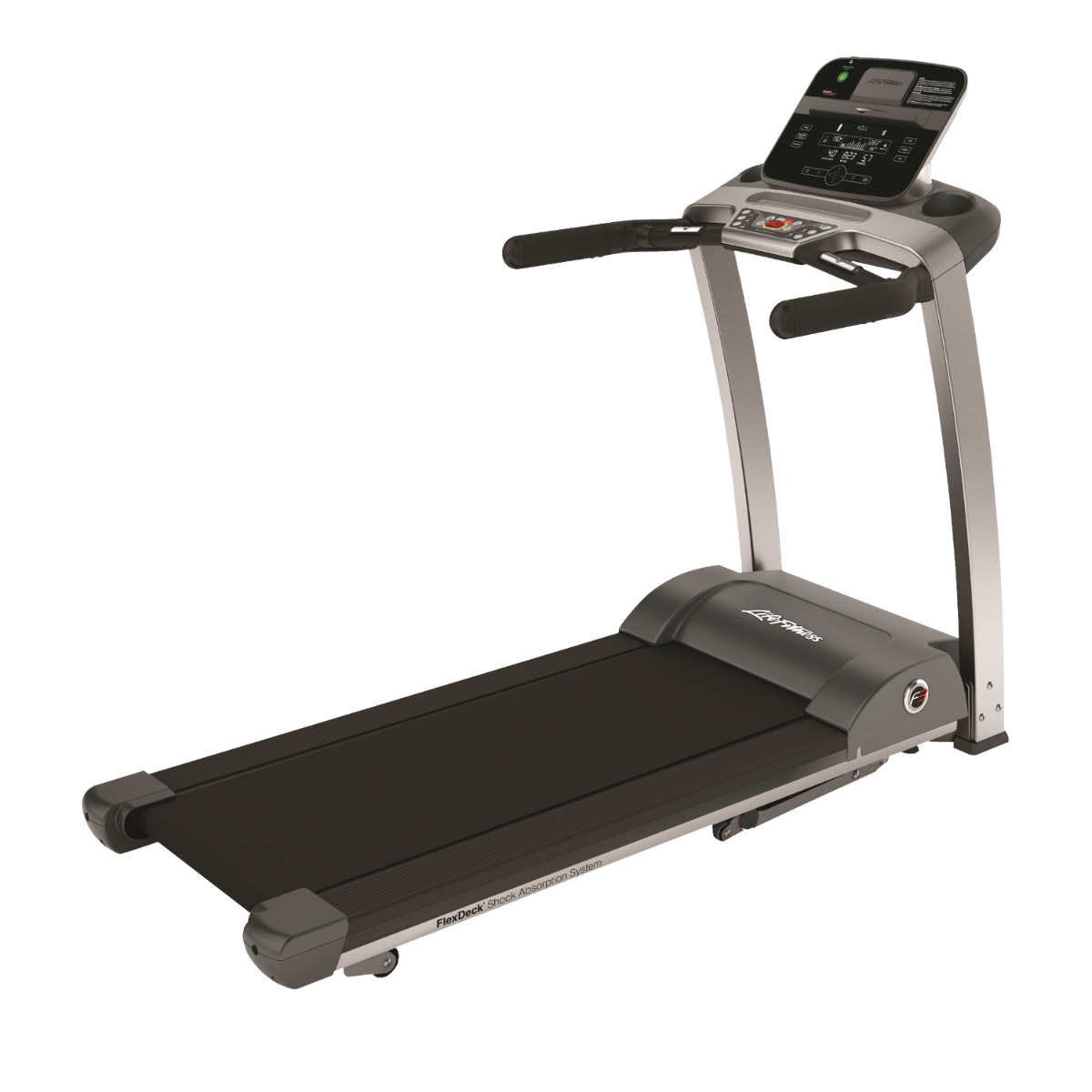 Life Fitness F3 Folding Treadmill (Track Connect)