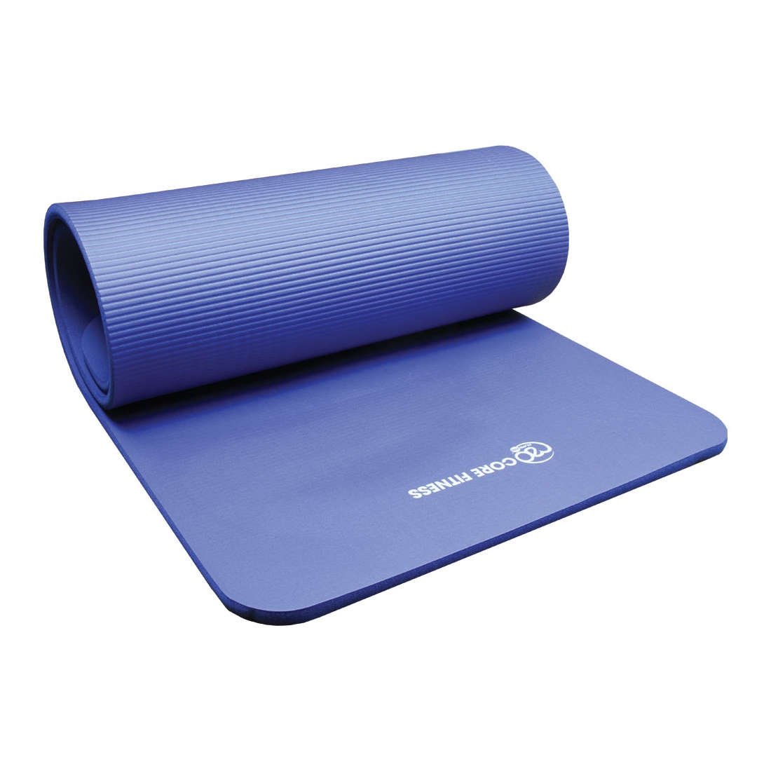 Core Fitness Mat - 10mm in Blue