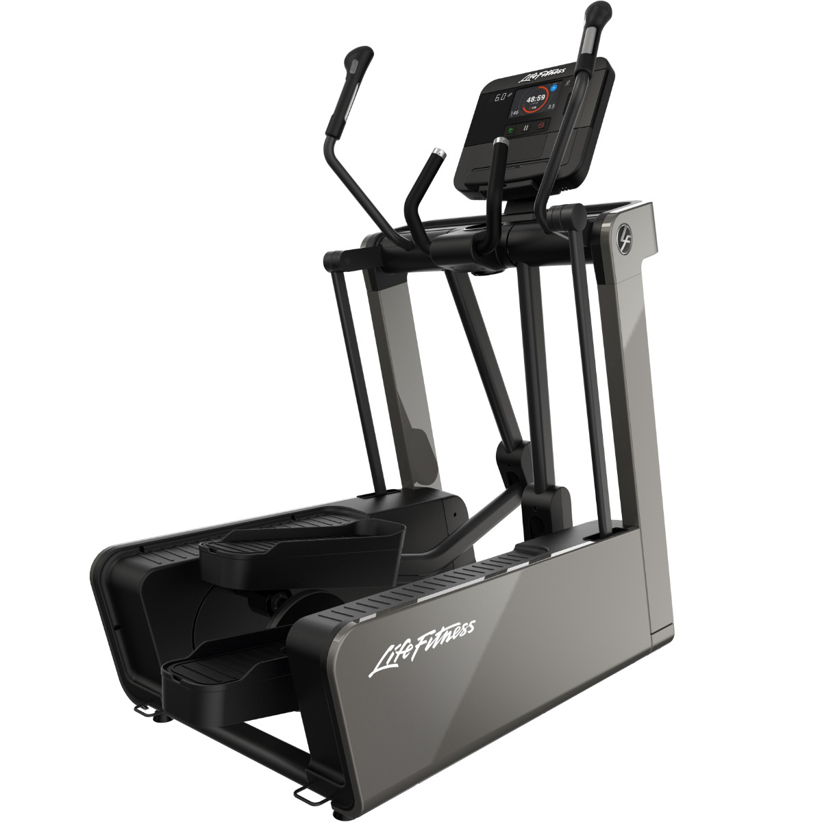 Life Fitness FS6 Elliptical Cross Trainer (Titanium)