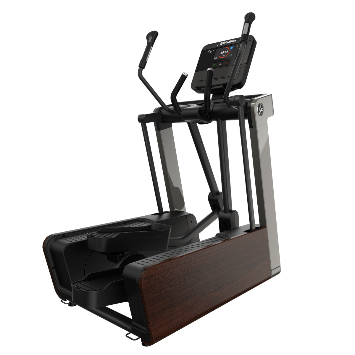 Life Fitness FS6 Elliptical Cross Trainer (Dark Walnut)