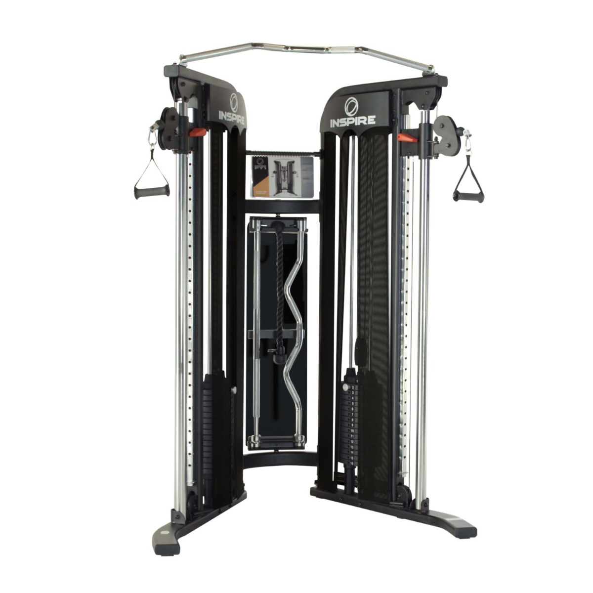Inspire Fitness FT1 Functional Trainer (Dual Adjustable Pulley)