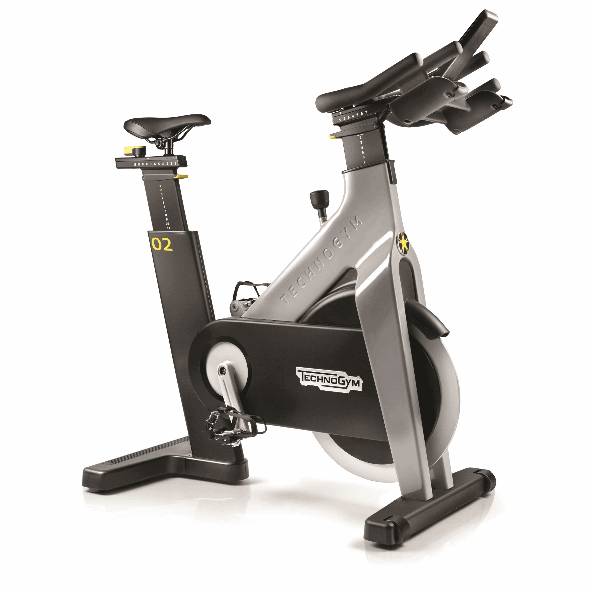 Technogym Group Cycle Connect - Light Grey