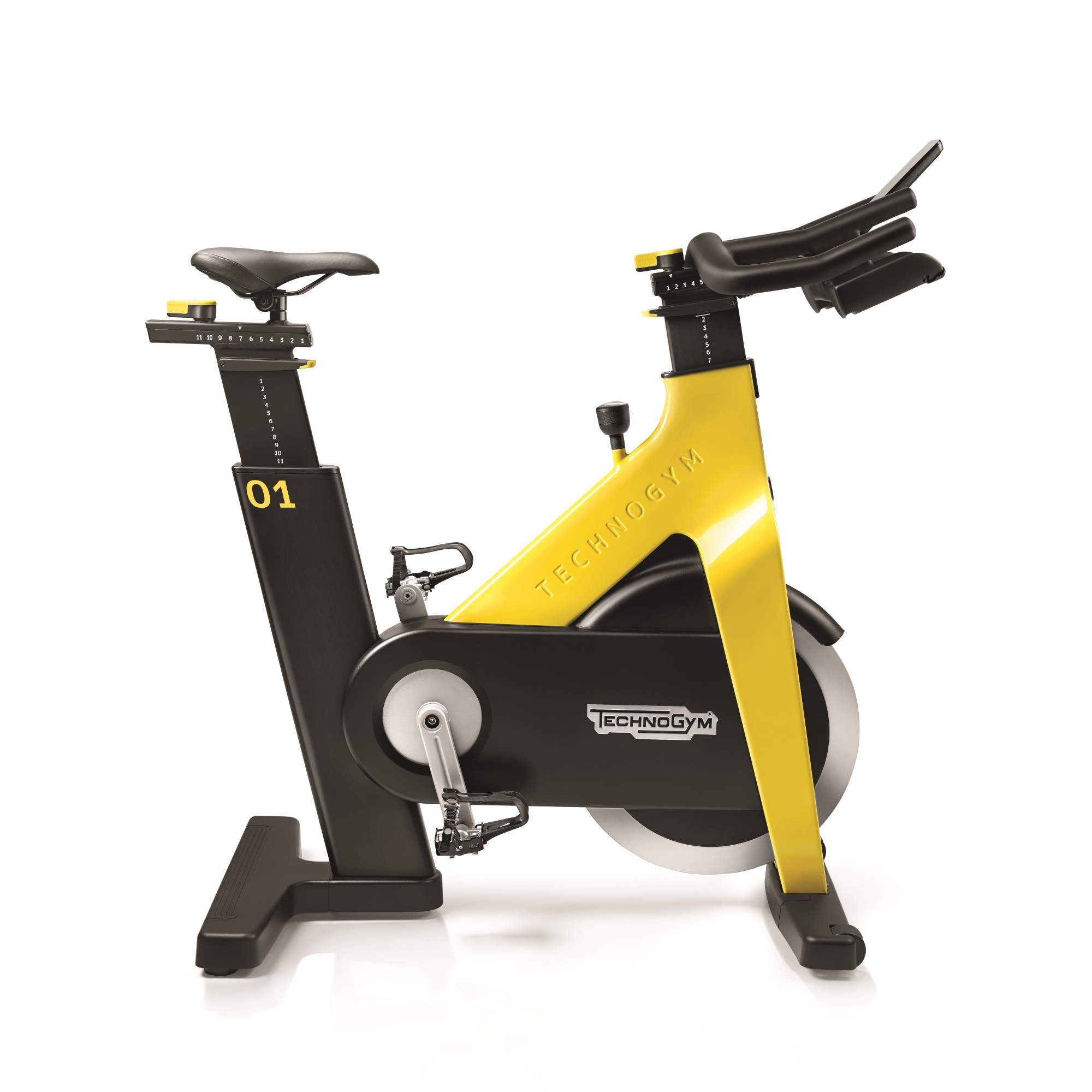 Technogym Group Cycle Connect - Yellow