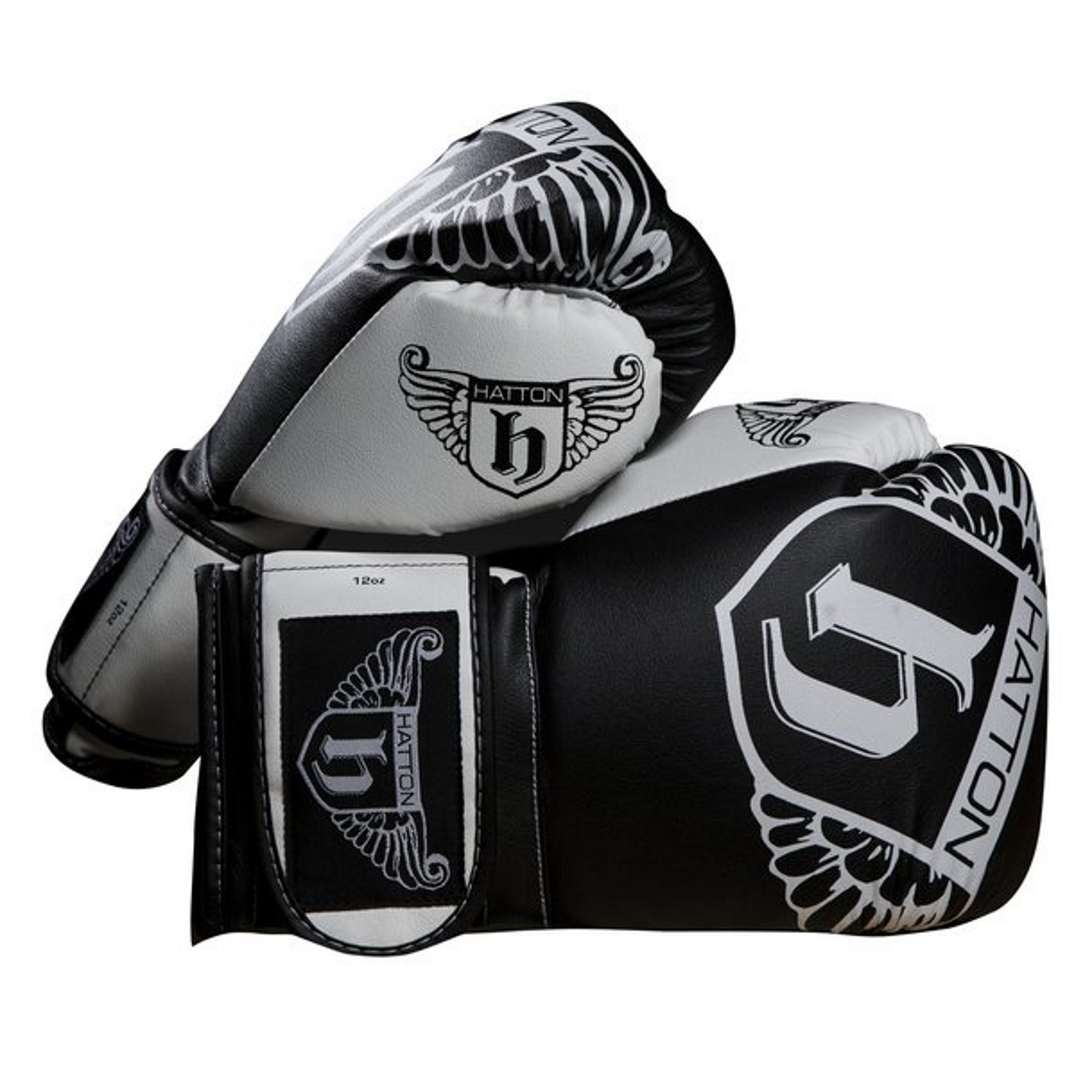 Hatton PU Boxing Gloves - 12oz