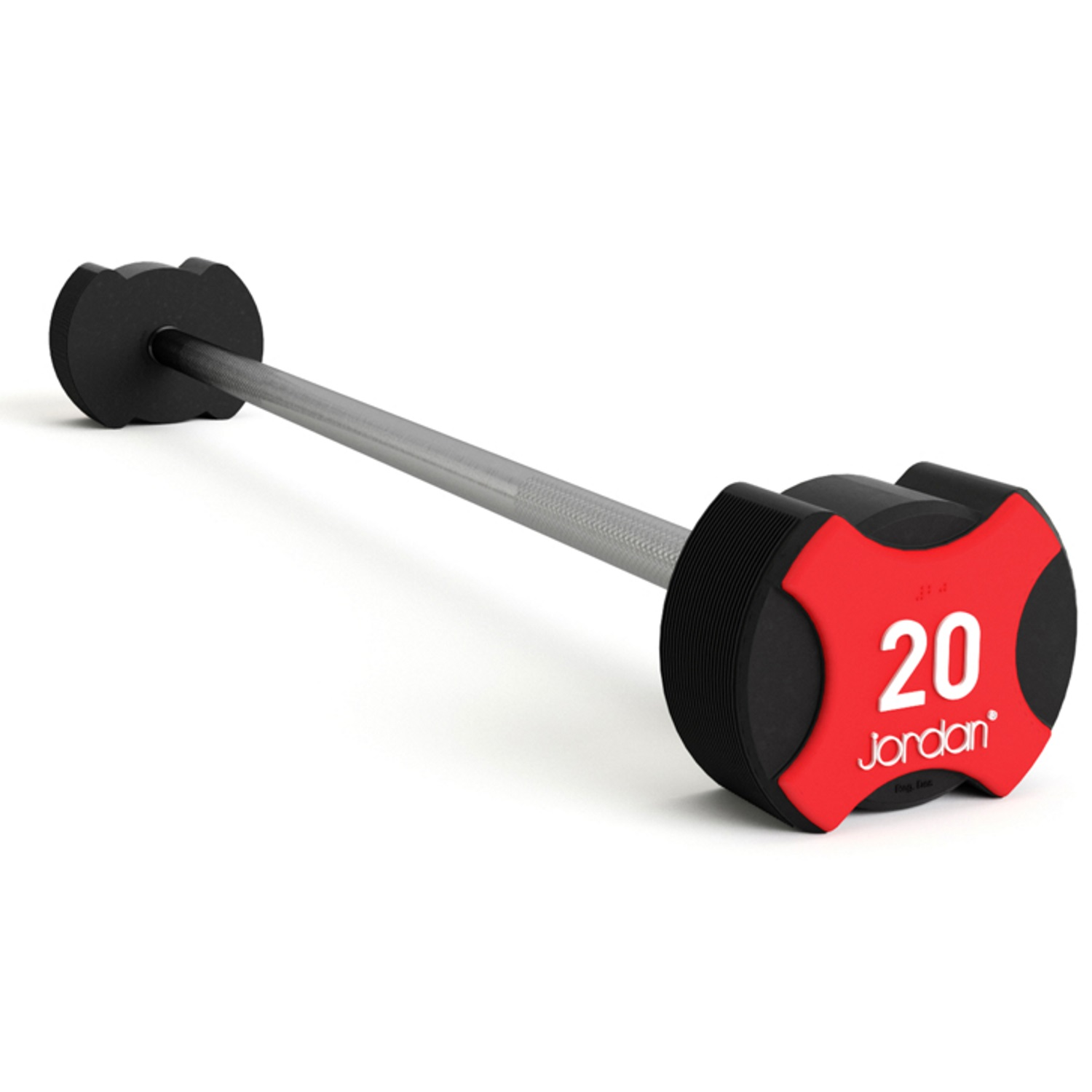 Ignite Urethane Barbell Sets (Straight Bars) 10 - 45kg Set