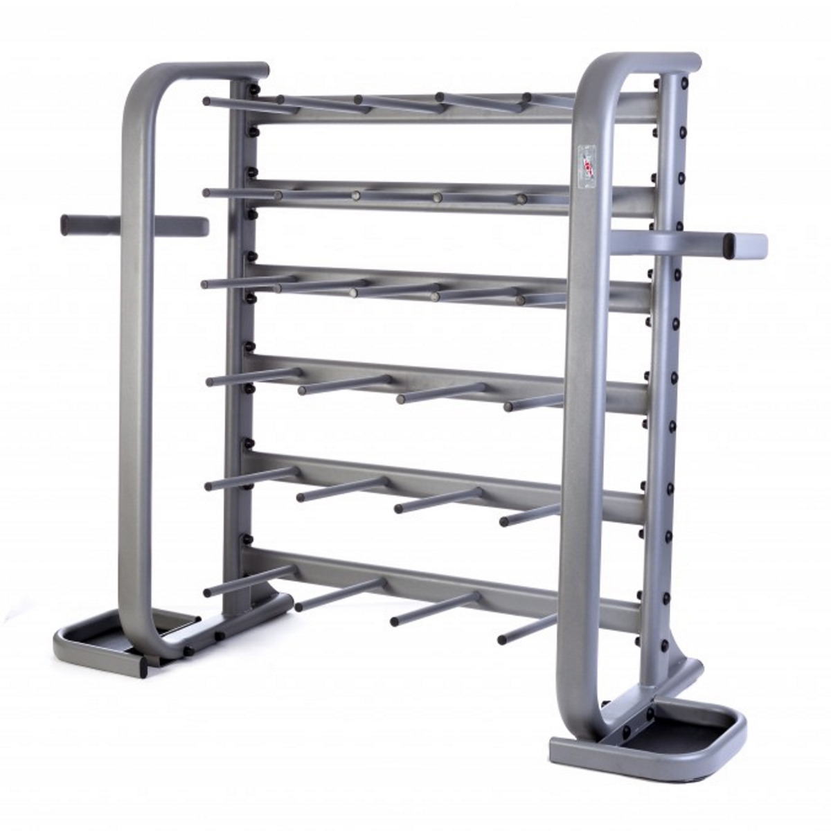 Jordan Studio Barbell Rack (Holds 30 sets)