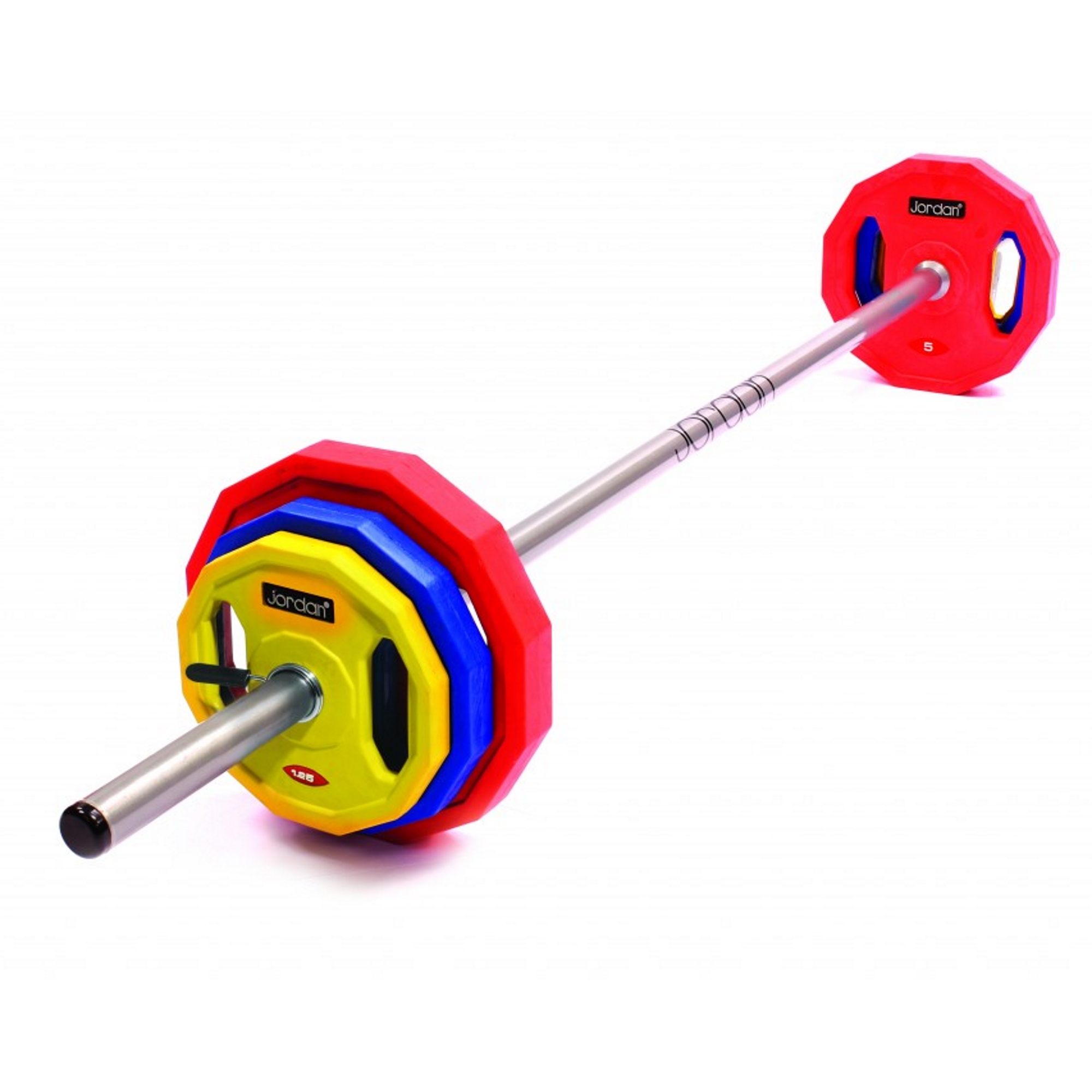 Jordan 20kg Studio Barbell Set