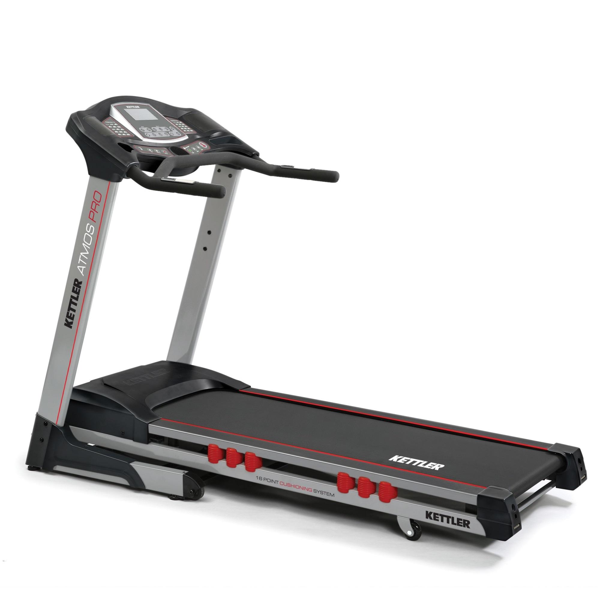 Kettler Atmos Pro Treadmill