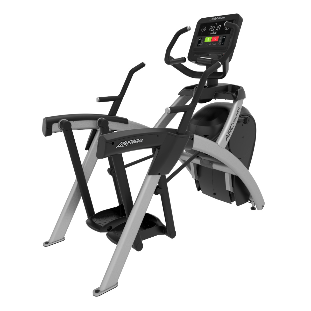 Life Fitness Lower Body Arc Trainer - Integrity C Console