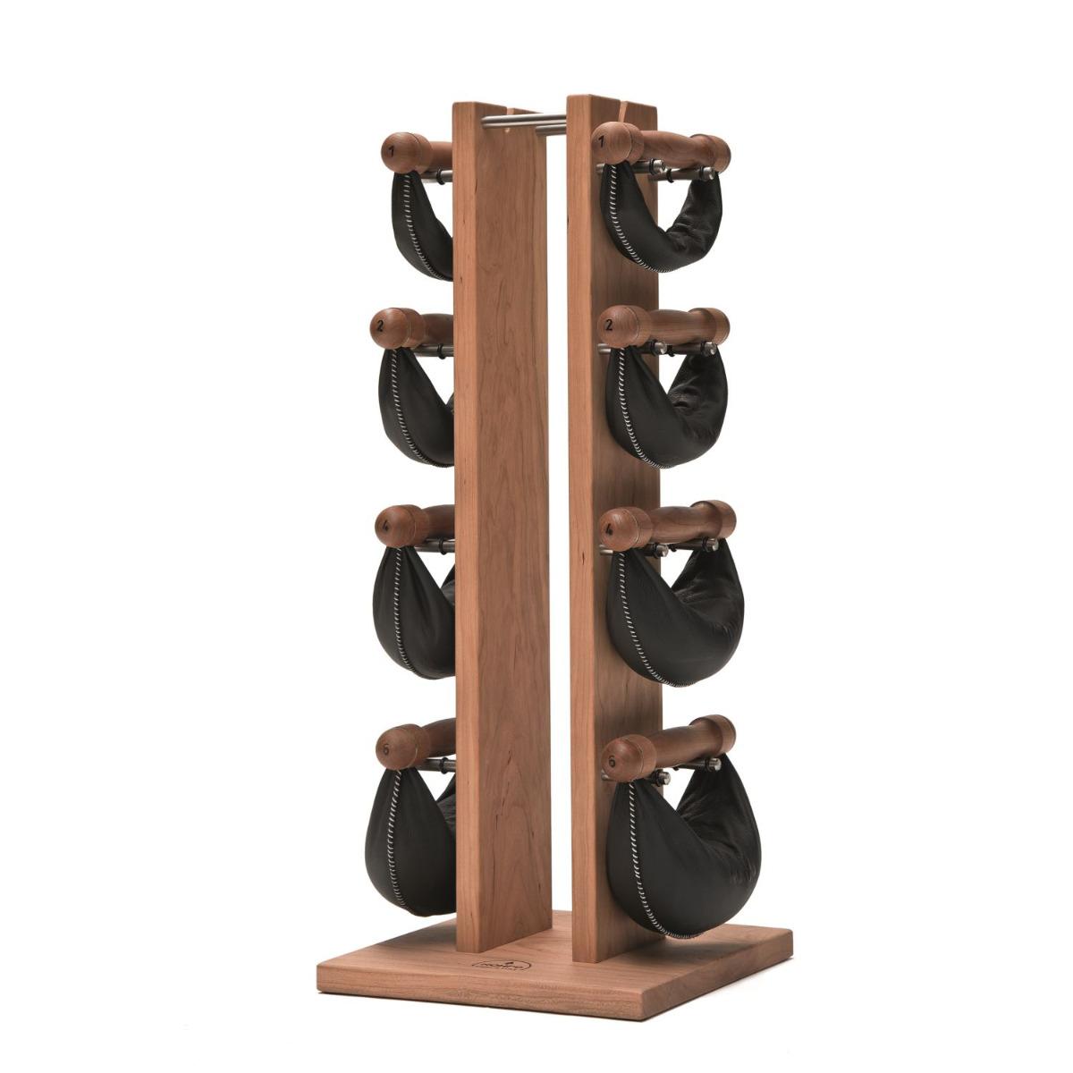 NOHrD Swing Bells & Tower Set - Cherry (Oxbridge)