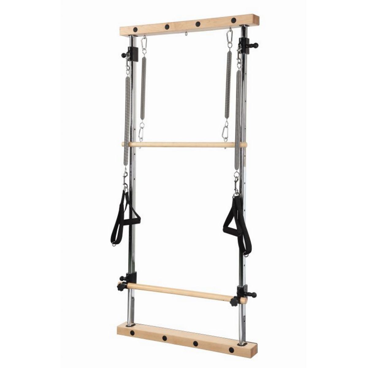 Align-Pilates Wall Unit & Adjustable Barre Bar