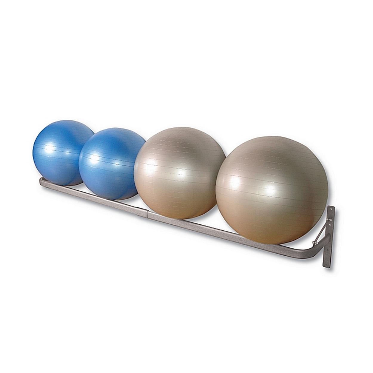 4 Ball Wall Rack