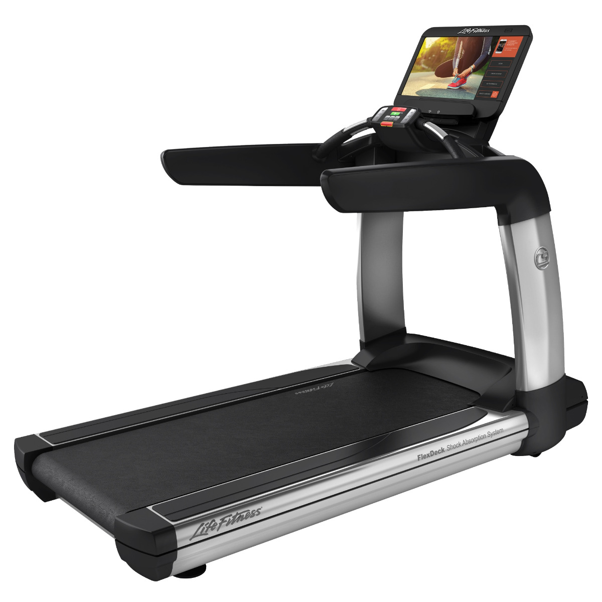Life Fitness Platinum Club Series Treadmill Discover SE3 HD (Arctic)